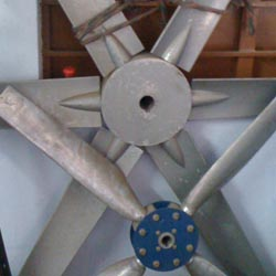 Cooling Tower Aluminium Fan